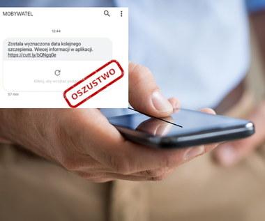 Kolejne SMS-owe oszustwo - złodzieje podszywają się pod aplikację mObywatel
