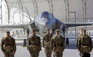 Kolejne wady supernowoczesnego myśliwca F-35