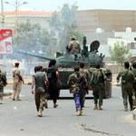 Kolejne walki w Jemenie. Atak międzynarodowej koalicji