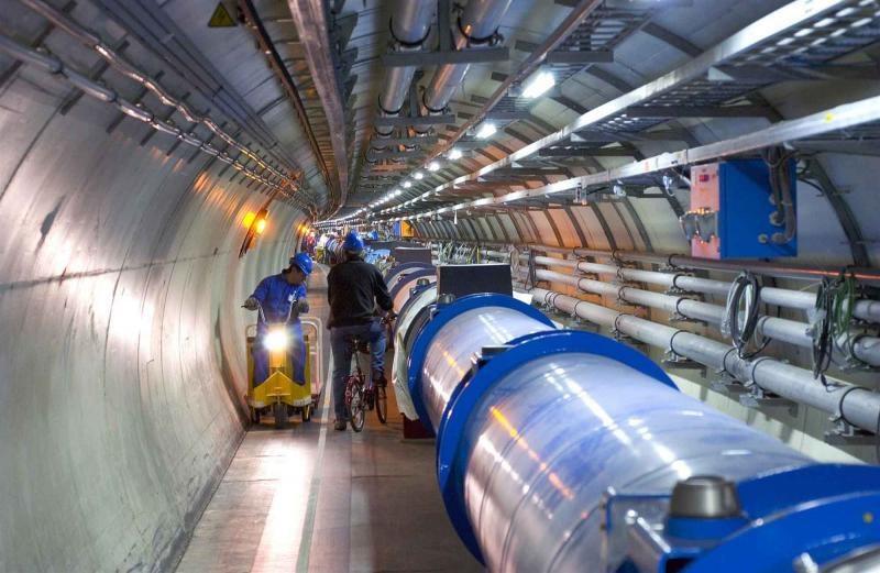 Kolejne ważne odkrycie Wielkiego Zderzacza Hadronów /materiały prasowe