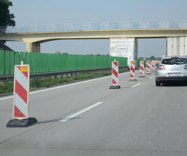 Kolejny etap remontu na autostradzie A4