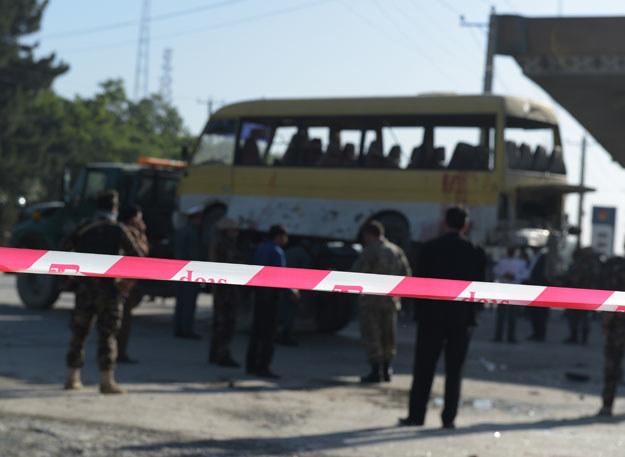 Kolejny krwawy zamach w Afganistanie (zdjęcie ilustracyjne) /AFP