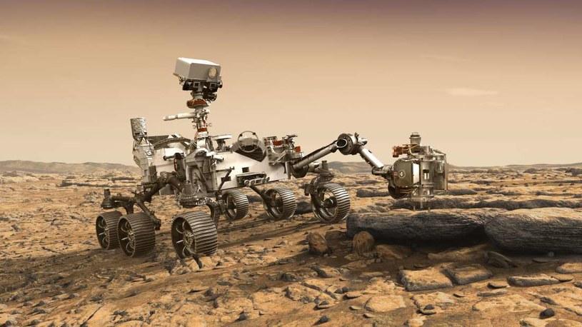 Kolejny łazik wyląduje na Marsie w 2021 r. /NASA