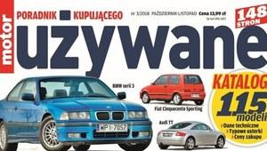 """Kolejny """"Motor Poradnik Kupującego Używane – Youngtimery i przyszłe klasyki"""" już w sprzedaży"""