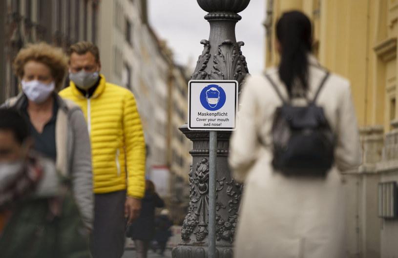 Kolejny najwyższy dobowy przyrost zakażeń w Niemczech /LUKAS BARTH-TUTTAS /PAP/EPA