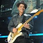 Kolejny numer jeden Bruno Marsa