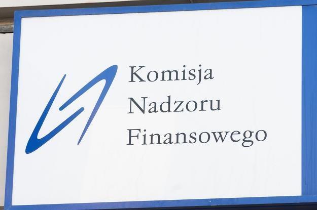 Kolejny podmiot na liście ostrzeżeń publicznych KNF/fot. Artur Zawadzki /Reporter