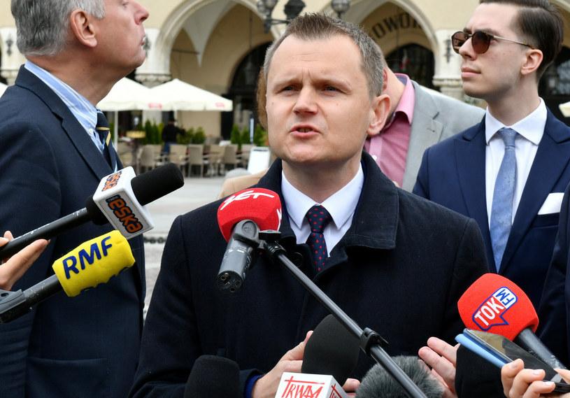 Kolejny polityk PO odchodzi z partii /Artur Barbarowski /East News