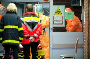 Kolejny przypadek eboli w USA?