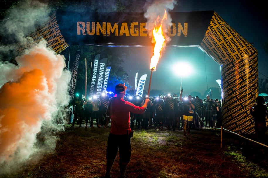 Kolejny rekordowy Runmageddon. Historyczne rekordy i olbrzymie zainteresowanie. /Materiały prasowe