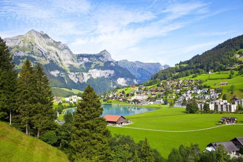 Kolejny rok z rzędu Szwajcaria pozostaje najlepszym krajem na świecie /123RF/PICSEL