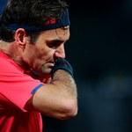Kolejny słaby występ Rogera Federera, pokonał go pogromca Hurkacza