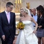 "Kolejny ślub w ""Plebani"""
