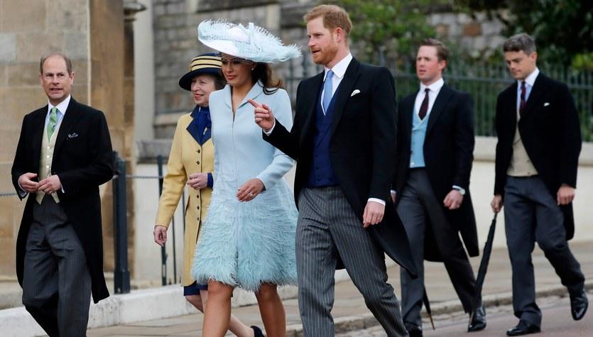 Kolejny ślub w rodzinie Windsorów