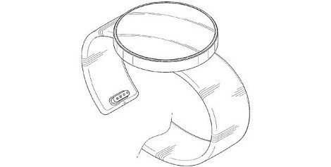 Kolejny smartwatch ma mieć zaokrąglone kształty. /materiały prasowe