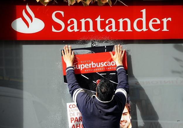 Kolejny wielki bank po Santanderze wejdzie do Polski /AFP