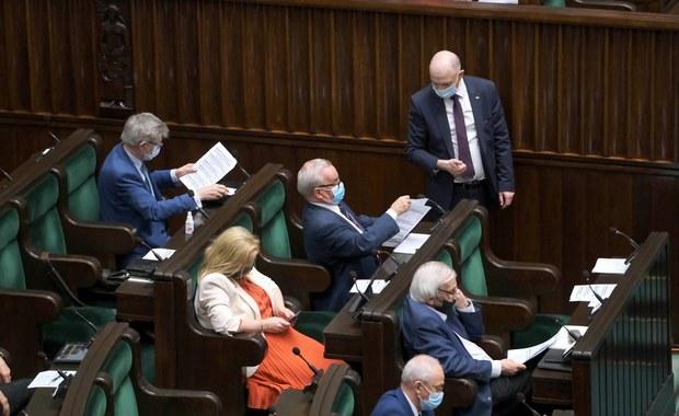 Kolejny wyłom w koalicji. PiS przegrało głosowanie w Sejmie