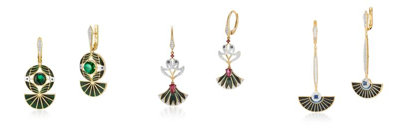 Kolekcja biżuterii W.KRUK /materiały promocyjne
