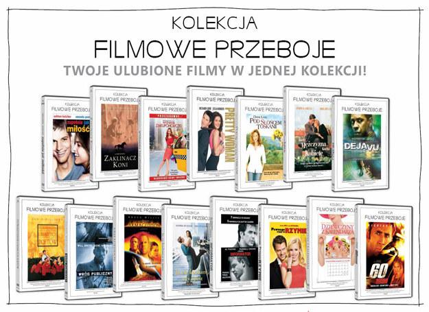 Kolekcja filmowa /materiały prasowe