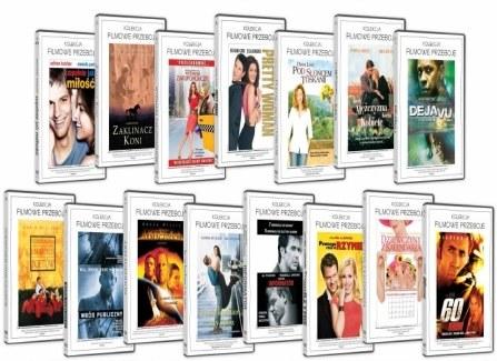 Kolekcja Filmowych Przebojów zawiera najciekawsze filmy ostatnich lat /materiały promocyjne
