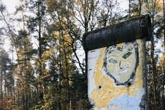 Kolekcja fragmentów Muru Berlińskiego należąca do Ludwika Waseckiego