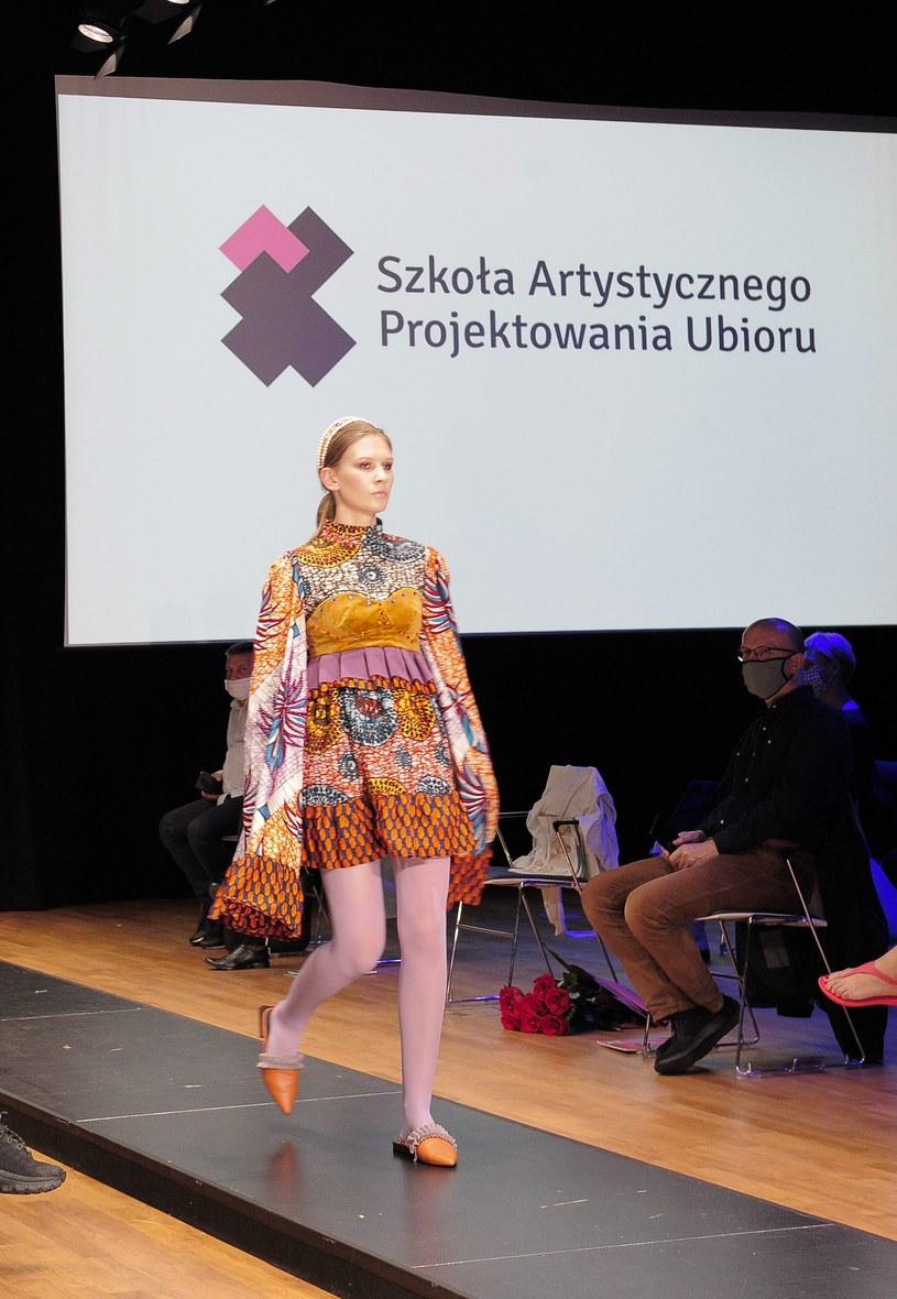 """Kolekcja """"La belleza"""" Patrycji Segedyn wygrała wygrywa Cracow Fashion Awards 2020 /materiały prasowe"""