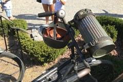 Kolekcja rowerów z okresu międzywojennego używanych przez plutony rozpoznania Wojska Polskiego