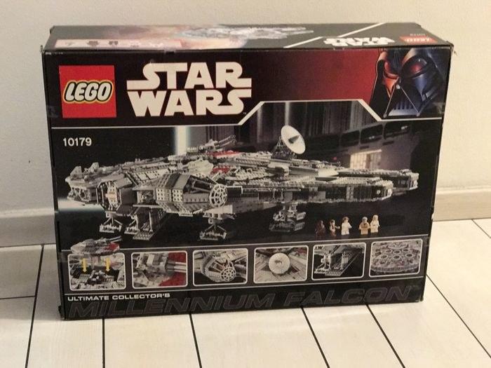 Kolekcjonerski Sokół Millenium z LEGO osiąga astronomiczne ceny /materiały prasowe