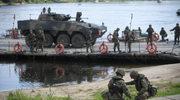 Kolizja wojskowych podczas ćwiczeń Saber Strike