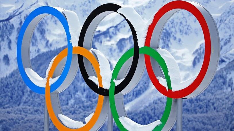 Kółka olimpijskie /Eurosport