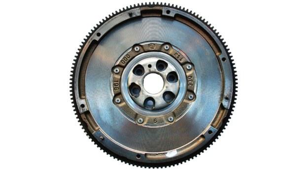 koło dwumasowe /Motor
