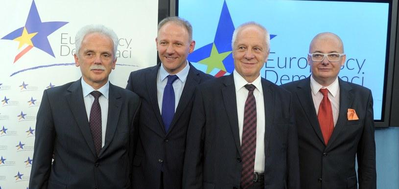 Koło Europejscy Demokraci. /Jan Bielecki /East News