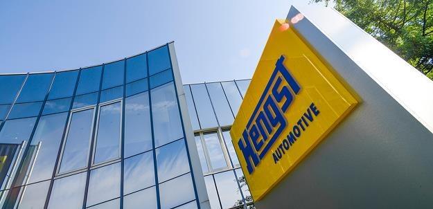 Koło Rawicza otwarto fabrykę filtrów firmy Hengst /Informacja prasowa