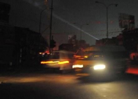 Kolombo podczas ataku /AFP