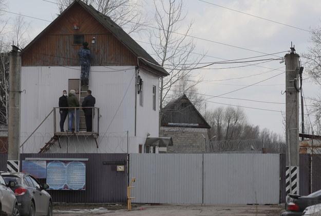 Kolonia karna, w której przebywa Aleksiej Nawalny /Sergei Ilnitsky /PAP/EPA