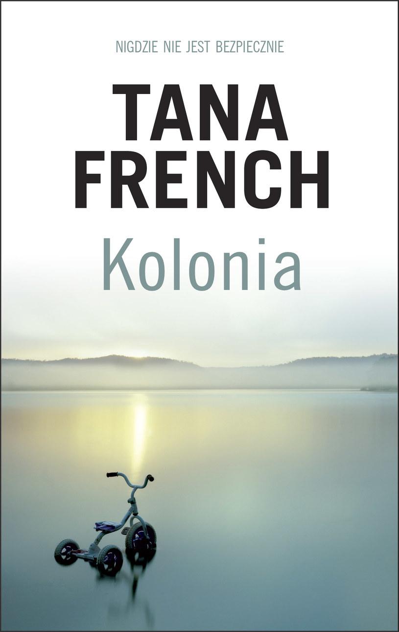 Kolonia, Tana French /Wydawnictwo Albatros