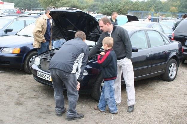 Kolor auta coś mówi o właścicielu /INTERIA.PL