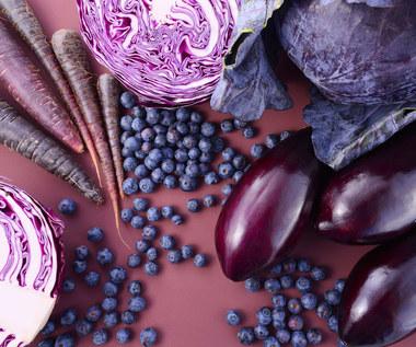 Kolor jedzenia ma znaczenie. Dlaczego warto jeść fioletowe produkty?