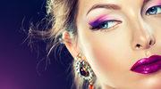 Kolor na powiekach, kolor na ustach - nie bójmy się takich połączeń