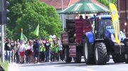 Kolorowa Kortowiada. Tysiące studentów wyszło na ulice w Olsztynie