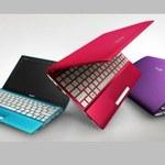 Kolorowa seria Asus Eee PC Flare uratuje netbooki?