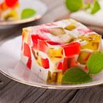 Kolorowe ciasta