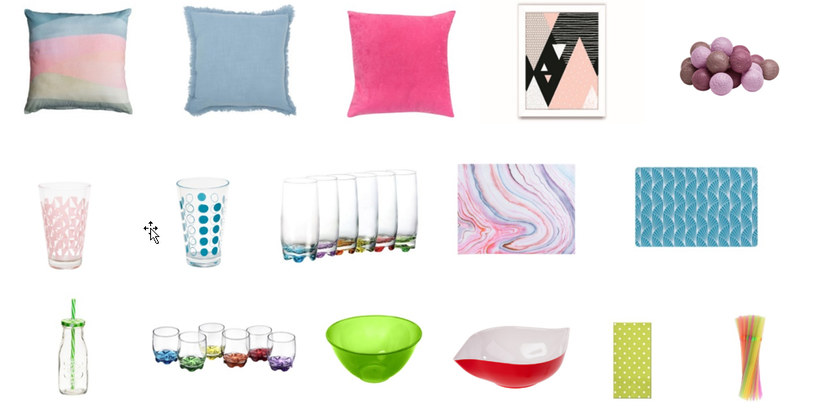 Kolorowe dodatki, fot. salony Agata /materiały prasowe