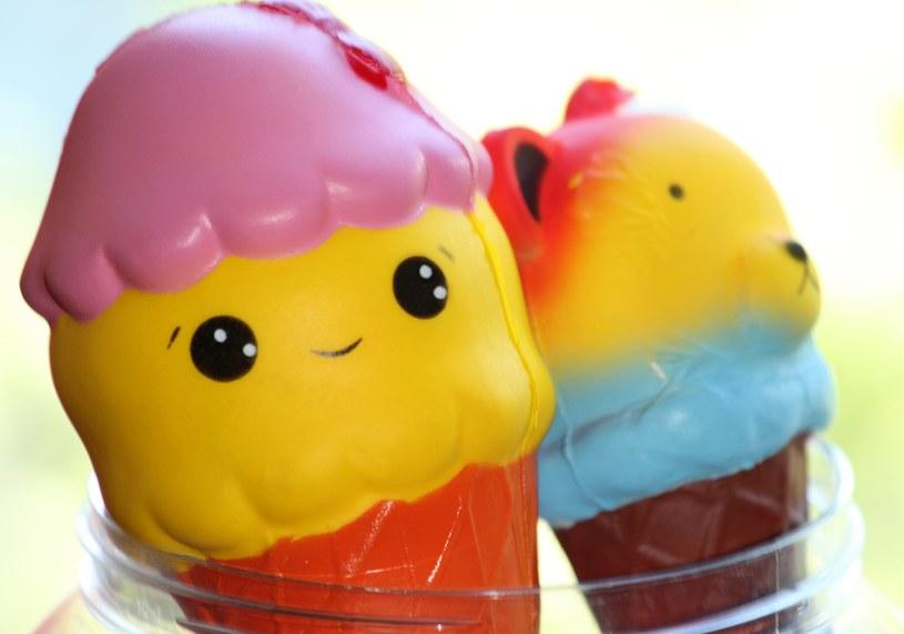 Kolorowe i pachnące zabawki zawierają mnóstwo szkodliwych substancji /123RF/PICSEL