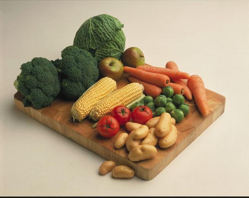 Kolorowe warzywa /© Photogenica