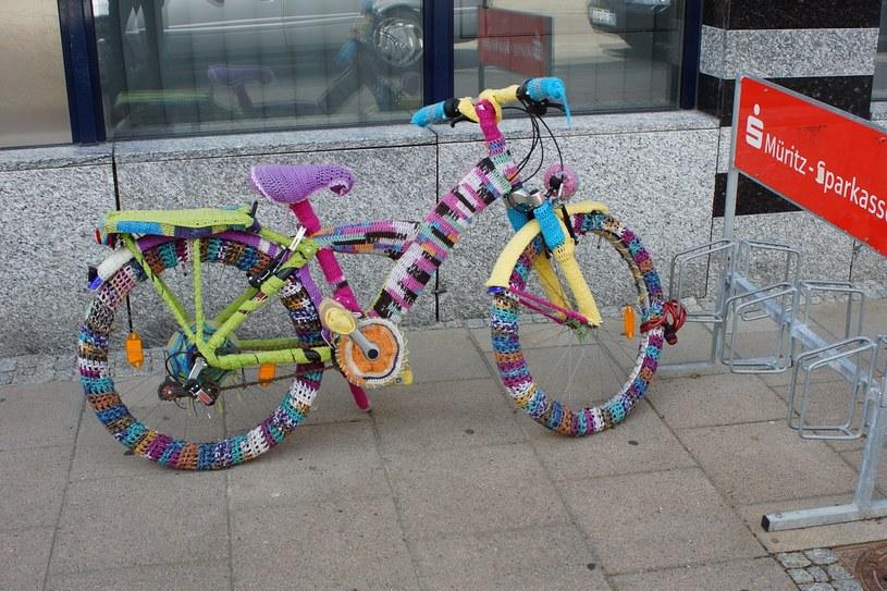 Kolorowy rower /Pixabay.com