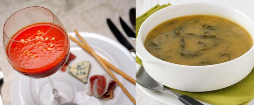 Kolory zup odpowiadają kolorom narodowym obu krajów /123RF/PICSEL