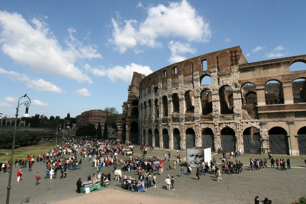 Koloseum /Lars Halbauer /PAP/EPA