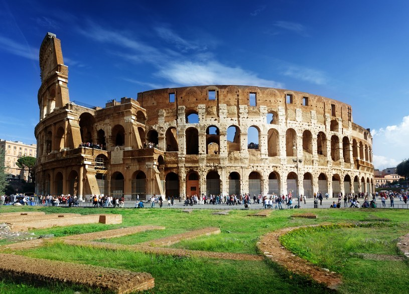 Koloseum /123RF/PICSEL
