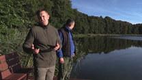 Kołowrotek - Nad jeziorem Chociwel
